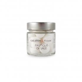Salt Tablets, 260 gr - Galateo & Friends