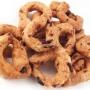 Taralli (Puglia Snack) with onions and raisins, 300 gr