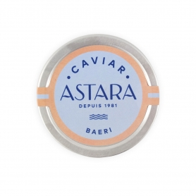 Caviale Imperiale Baeri 30 gr - ASTARA