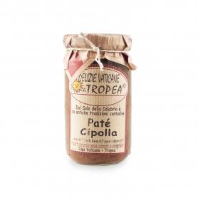 Paté di cipolla rossa, 180 gr - Delizie Vaticane di Tropea - Patè