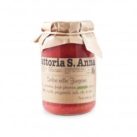 Gypsy sauce, 340 gr - Fattoria Sant'Anna
