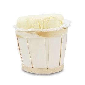 Burro a latte crudo con sale in cristalli in botte, 3 kg - Beillevaire