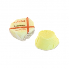 Butter portion raw milk slightly salted, 20 gr, Pack 50 pieces - Beillevaire