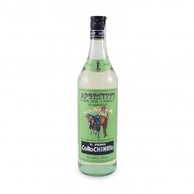 "Vino Corochinato ""Asinello"", 1 L. - Aperitivo genovese - I vini italiani bianchi"