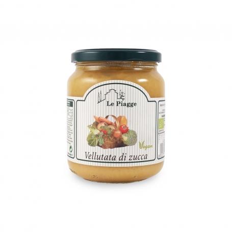 Crème de potiron, 350 gr - Le Piagge
