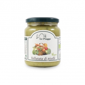 Cream of peas, 350 gr - Le Piagge