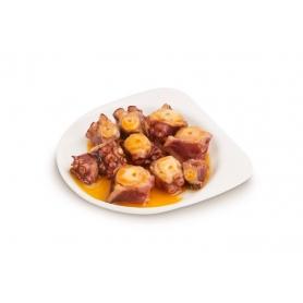Polpo in salsa marinata (escabeche), 112 gr - Albert Adrià