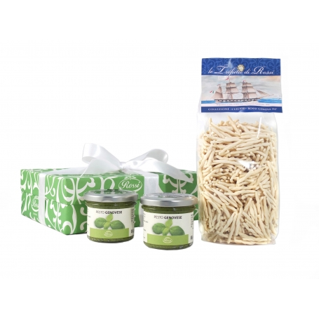 Pesto & Trofie - Piccole confezioni