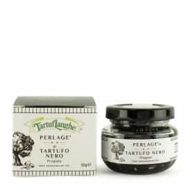 Black Truffle Balls (Perlage), 50 gr - Tartuflanghe