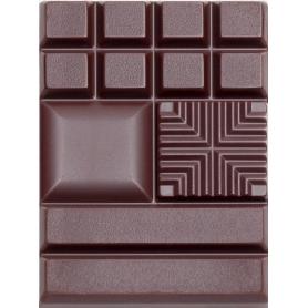 "Chocolat noir 70% ""Comfort Bitter"", 50 gr - THE Chocolate Meiji"