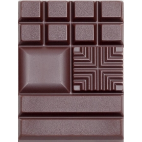 "Dark chocolate 70% ""Elegant Bitter"", 50 gr - THE Chocolate Meiji"