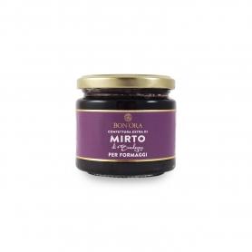 Extra myrtle jam, 210 gr - Bon'ora