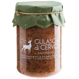 Gulasch di cervo, 360 gr - Alpe Magna
