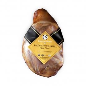 Razza Duroc - Cooked pork loin, 4,8 kg - Torre de Nunez