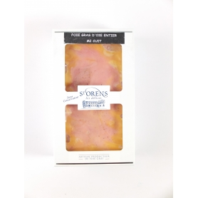 Foie Gras of oie entente me cuit nature, 250 gr