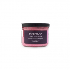 "Beetroot sauce ""Barbarosa"", 180gr - Terre Universali"