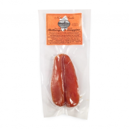 Mullet roe whole, 100 gr - Natural Sarda