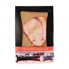 Smoked swordfish steak, 170 gr - Natural Sarda