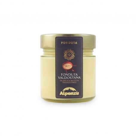 Valdostana Fondue, 230 gr - Alpenzu