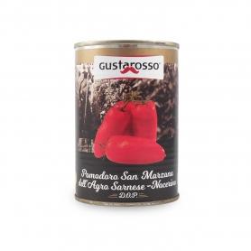 San Marzano tomato from Agro Sarnese - Nocerino D.O.P, 400 gr - Gustarosso
