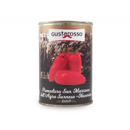 Pomodoro San Marzano dell'Agro Sarnese - Nocerino D.O.P, 400 gr - Gustarosso