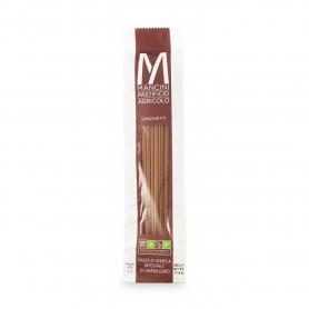 spaghetti Wholemeal organiques, 500 gr - Pastificio Mancini