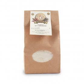 Chestnut flour, 500 gr - Mulino Sobrino - Farina di grano e cereali