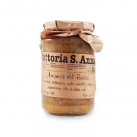 Buttero appetizer, 340 gr - Fattoria Sant'Anna