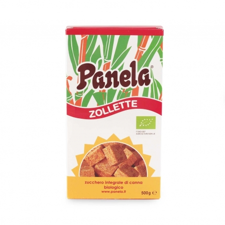 Panela - lump of unrefined sugar cane, 500 gr