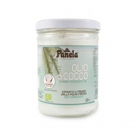 Organic coconut oil, 700 ml - Panela