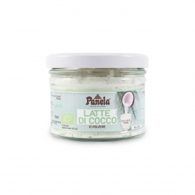 Organic coconut milk powder, 150 gr - Panela
