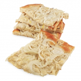 Focaccia with onion, 1 kg
