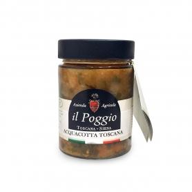 Toskanische Terrakotta, 200 gr - Il Poggio
