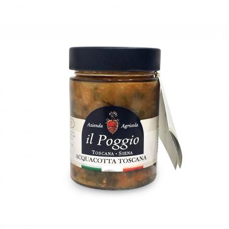 Acquacotta Toscana, 320 gr - Il Poggio - Minestre, Zuppe, Vellutate