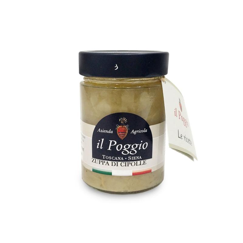 Zuppa di Cipolle, 320 gr  - Il Poggio