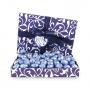 Ovetti Lindt di ciccolato al latte e morbido ripieno di cioccolato bianco - scatola 500gr