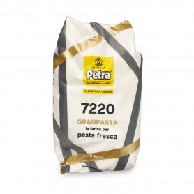 flour 7220 for fresh pasta, 5 kg - Petra