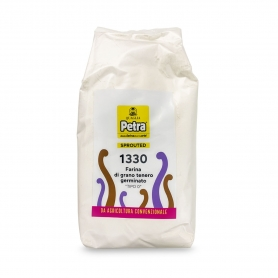 Germinated wheat flour 1330, 5 kg - Petra - Farina di grano e cereali