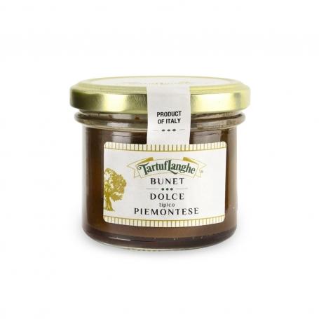 Bunet  Dolce Tipico Piemontese, 100gr - Tartuflanghe