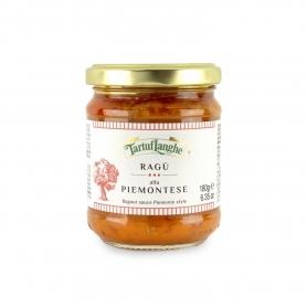 Piemontese meat sauce, 180gr - Tartuflanghe