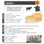 Langres AOP, cow's milk, 200 gr. - MonS Fromager Affineur