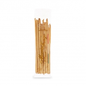 Gressins de maïs étirés à la main, 200gr - Il Panatè di Mario Fongo