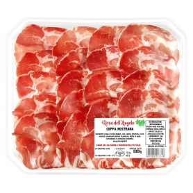 Coppa Nostrana, 140gr - Rosa dell'Angelo