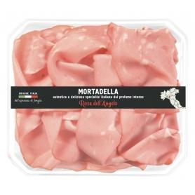 Mortadella, 140gr - Rosa dell'Angelo - Salumi italiani