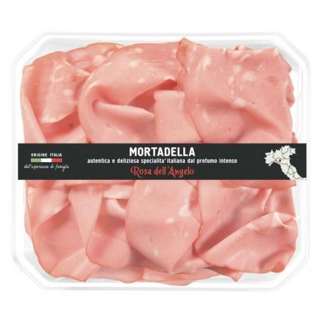Mortadella, 140gr - Rosa dell'Angelo