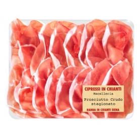Prosciutto Crudo, 100gr - Cipressi in Chianti