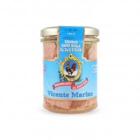 Tuna in olive oil, 195gr - Vicente Marino