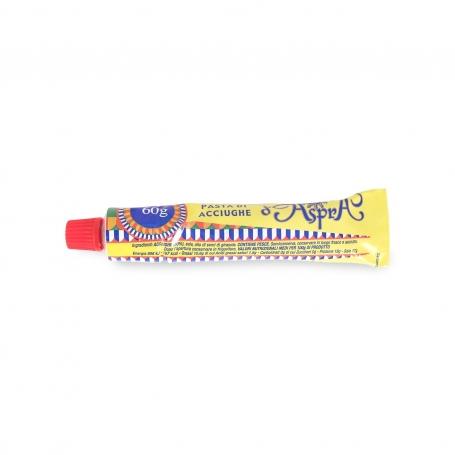 Pâte d'anchois, 60 g - Gold d'Aspra