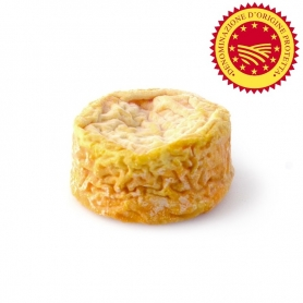 Langres AOP, Latte di vacca, 180 gr. - MonS Fromager Affineur