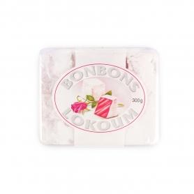 Rose-flavored Lokum, 300gr